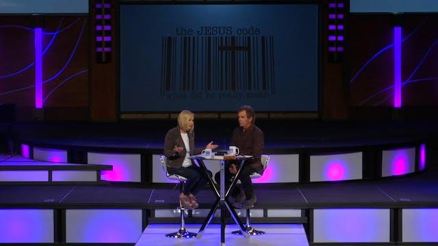 """The Jesus Code - Part 1"" on Paula Today"