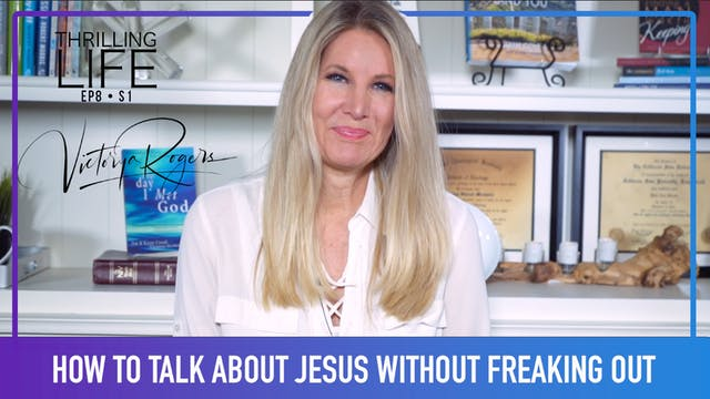 """How To Talk About Jesus Without Frea..."