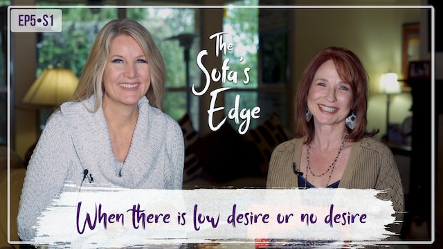 """""""What to do when you have low desire or no desire?"""" on The Sofa's Edge"""