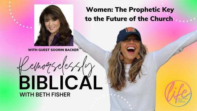 """Women-The Prophetic Key to the Futur..."
