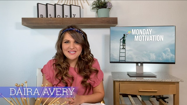"""Unwrapping Your Worth"" on Monday Motivation with Daira Avery"