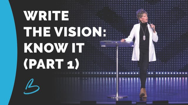 """""""Discover God's Vision For Your Life""""..."""