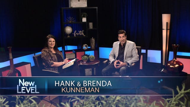 "Hank and Brenda Kunnamen ""Breakthroug..."