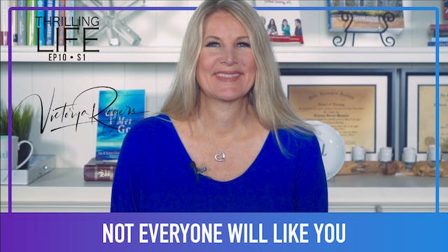 """Not Everyone is Going to Like You!"" ..."
