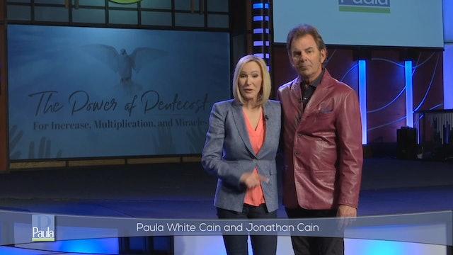 """""""Pentecost 2021 - Teach Part-2"""" on Paula Today"""