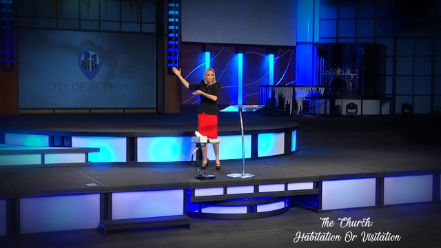 """The Church: Habitation or Visitation"" on Paula Today"