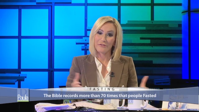 """""""Fasting Made Simple - Part 1"""" on Paula Today"""