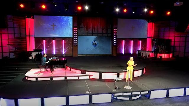 Sunday Church Service Live From City of Destiny