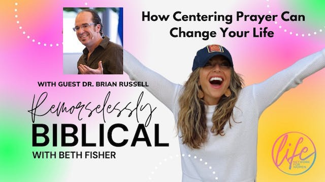 """""""How Centering Prayer Can Change Your..."""