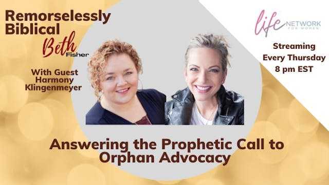 """Answering the Prophetic Call to Orph..."
