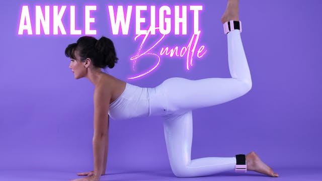 Ankle Weight Bundle