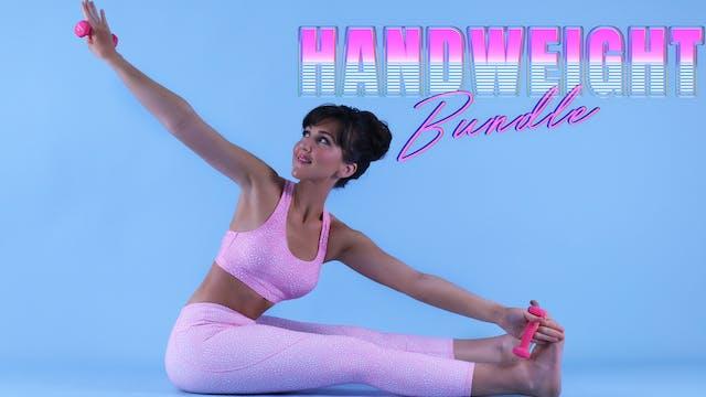 Resistance Plus Hand Weight Bundle