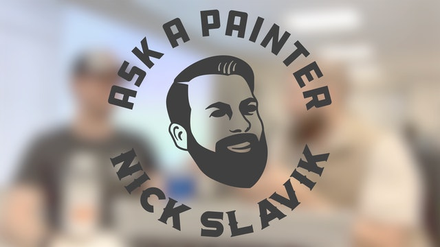 Ask A Painter