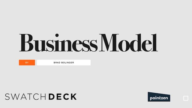 What Business Model Is Your Business