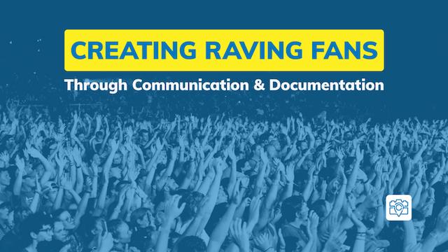 Creating Raving Fans