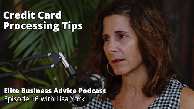 Business Credit Card Tips