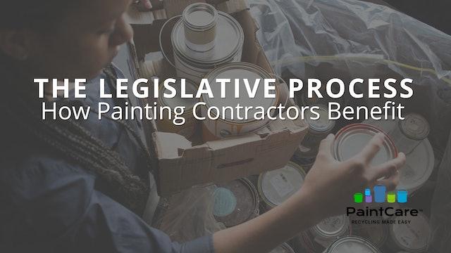 Benefit from the Legislative Process