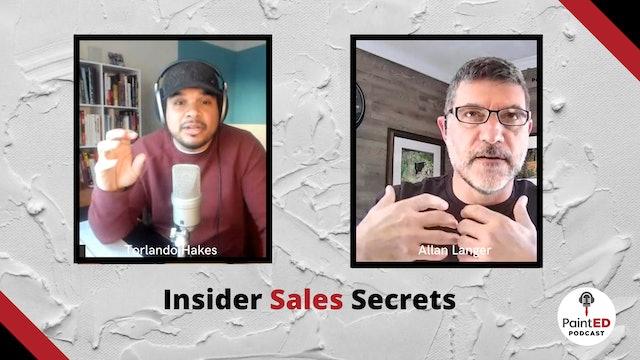 Insider Sales Secrets