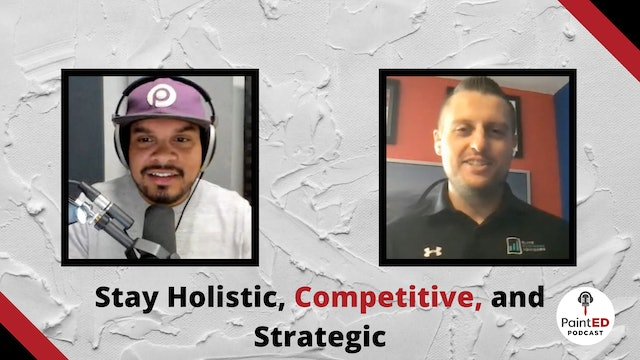 Stay Holistic, Competitive, and Strategic