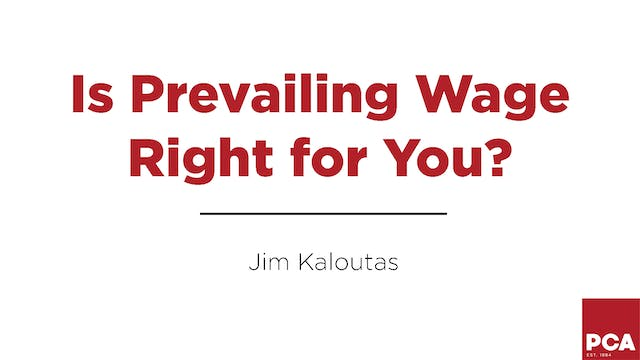 Is Prevailing Wage Right For You?