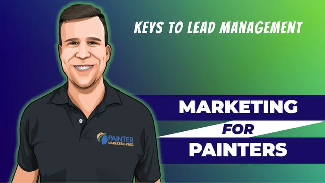 WORKSHOP: Keys to Lead Management