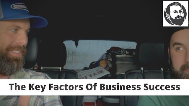 The Key Factors of Business Success