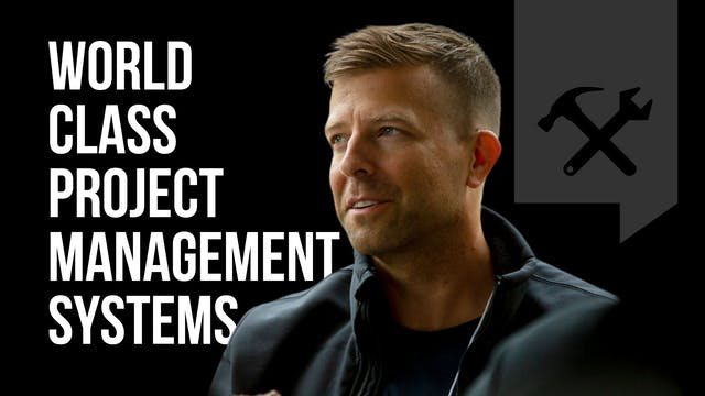 The Fundamentals of Project Management