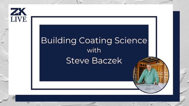 Building Coating Science