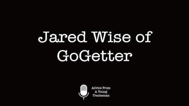 Jared Wise of GoGetter
