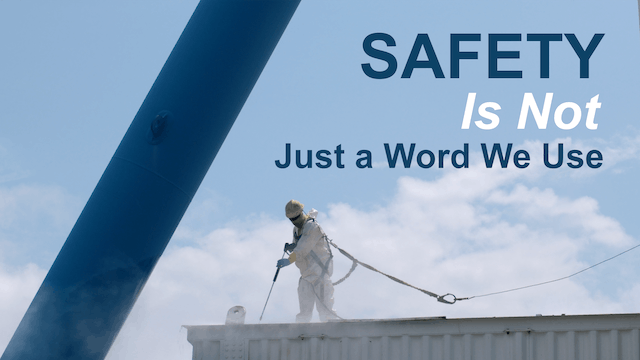 Safety as the Competitive Advantage