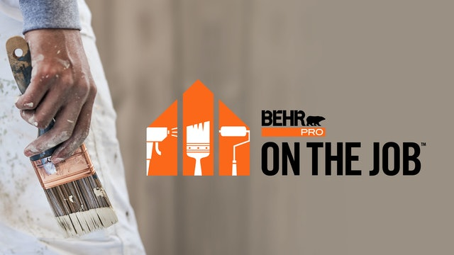 BEHR PRO On the Go