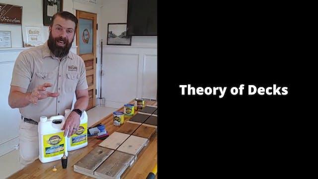 Theory of Decks