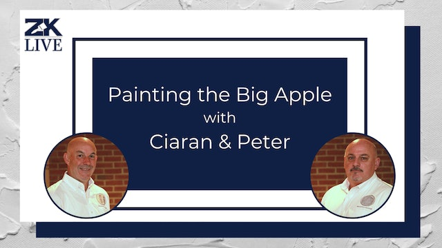 Painting the Big Apple