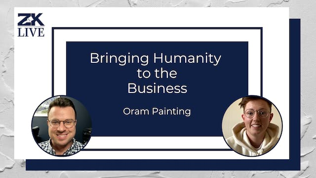 Bringing Humanity to the Business