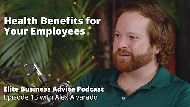 Health Benefits for Your Employees