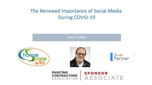 Renewed Importance of Social Media