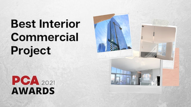 Best Interior Commercial Project