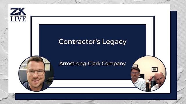 Contractor's Legacy