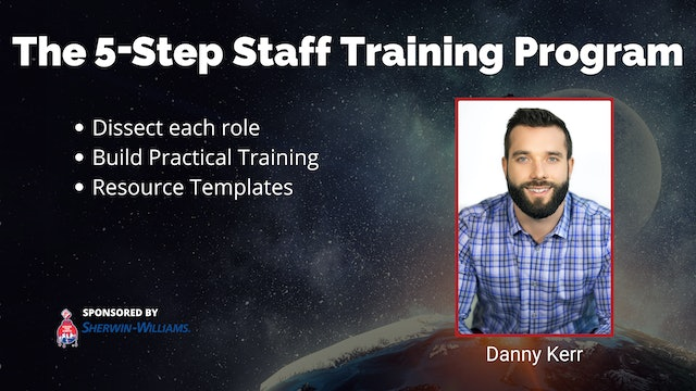 The 5-Step Staff Training Program