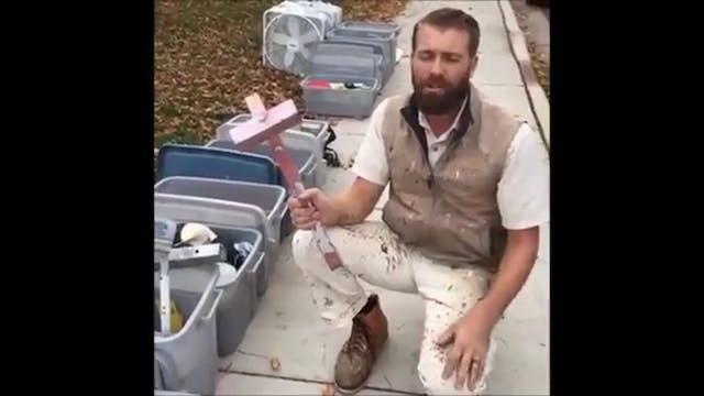 Painting Truck Organization
