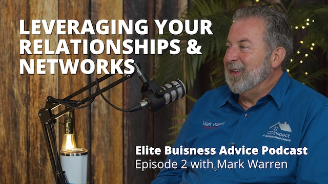 Leverage Relationships and Networks