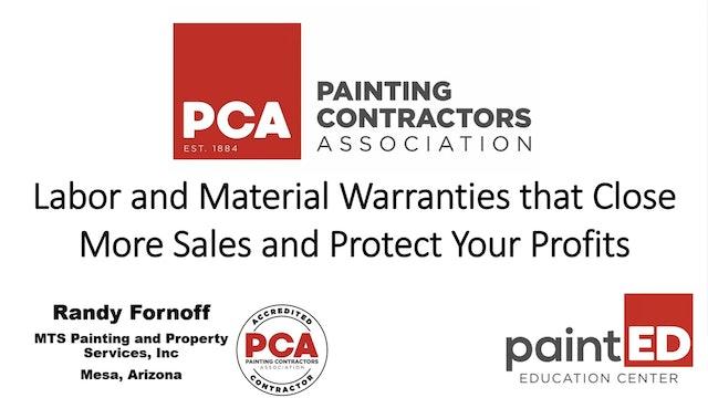 Close Sales and Protect Profits