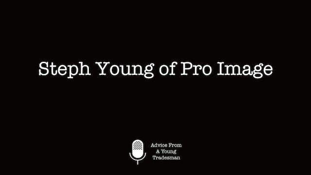 Steph Young of Pro Image