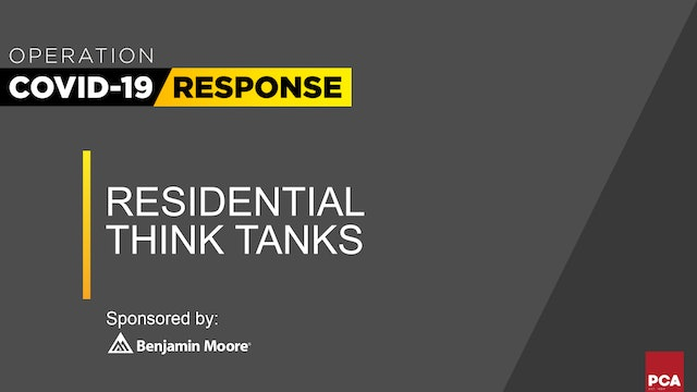 Residential Think Tanks