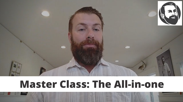Master Class: The All-in-one