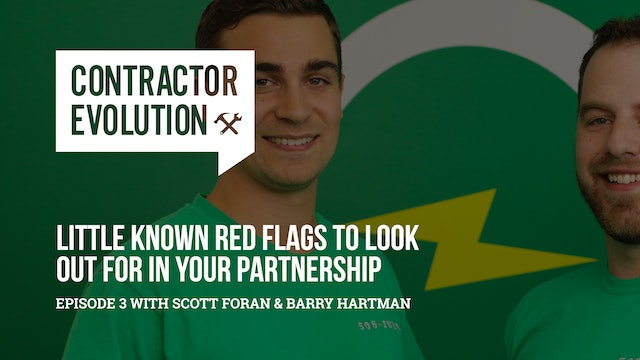 Little Known Red Flags To Look Out For In Your Partnership