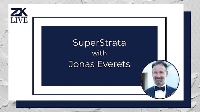 SuperStrata with Jonas Everets