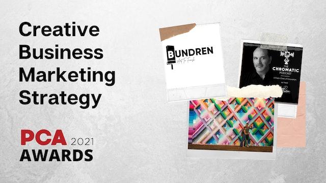 Creative Business Marketing Strategy