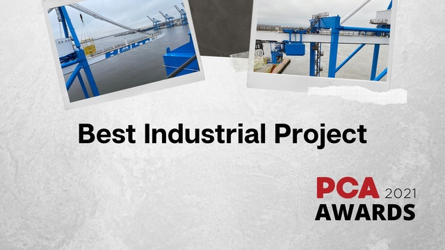 Best Industrial Project