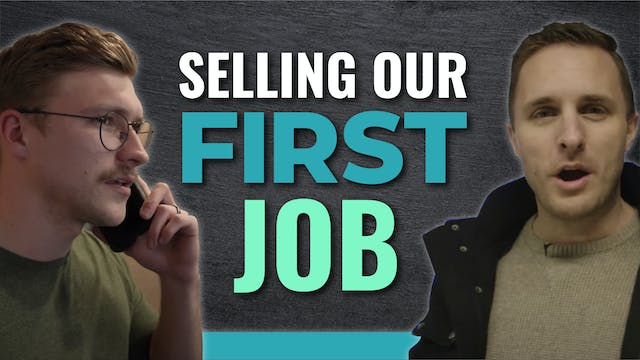 How We Got Our First Job Without Payi...